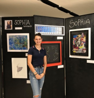 Junior Sophia Umbeck